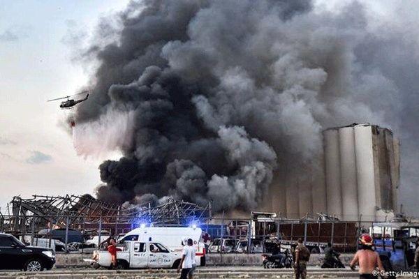 پیام مشاور رهبر انقلاب به سید حسن نصرالله بعد از انفجار بزرگ بیروت