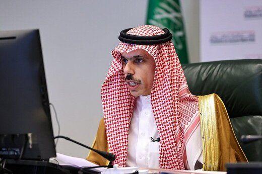 وزیر سعودی: ممنوعیت دائم غنیسازی برای ایران وضع شود