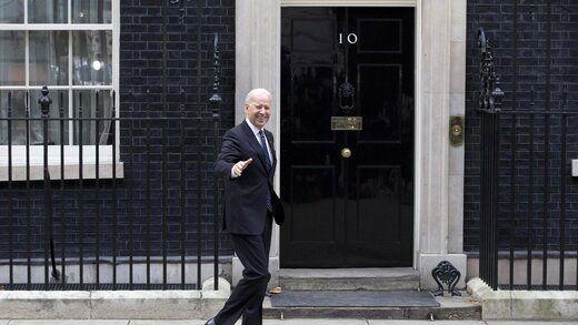 انگلیسیها طرفدار پیروزی «جو بایدن» هستند