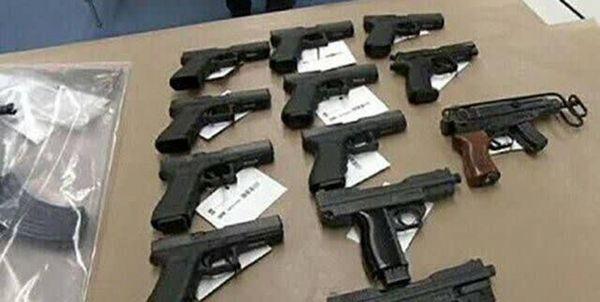 عملیات تروریستی در آستانه انتخابات ناکام ماند/ کشف سلاح های مخصوص ترور