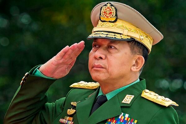 سفیر میانمار به وزارت خارجه انگلیس احضار شد