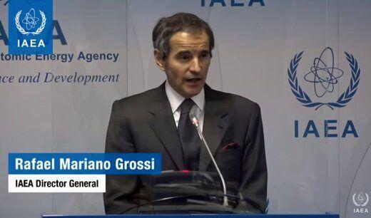 اظهارات مهم گروسی درباره بازگشت ایران به اجرای داوطلبانه پروتکل الحاقی