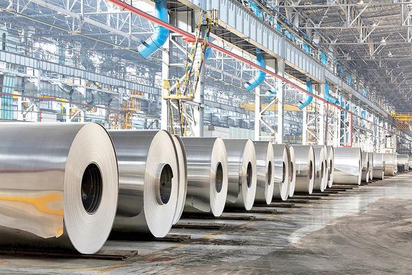 رشد تقاضای فولاد در ایران نسبت به کل خاورمیانه