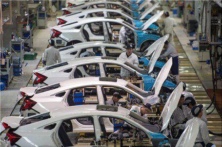 دستاوردهای صنعت خودرو در سال 99
