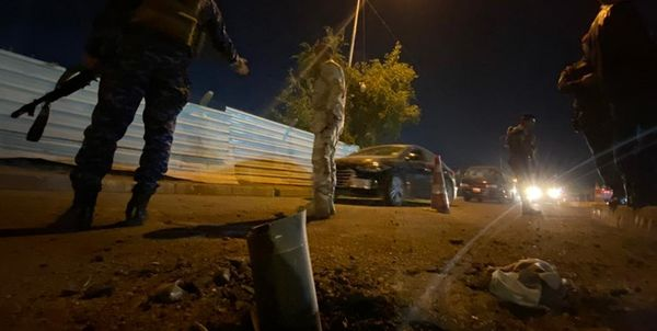 حملات راکتی به مقر نظامیان آمریکایی در پایگاه البلد