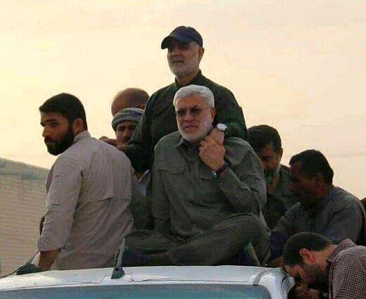 انتشار گزارش فوق محرمانه از لحظه ترور شهید سردار سلیمانی از سوی الفرات
