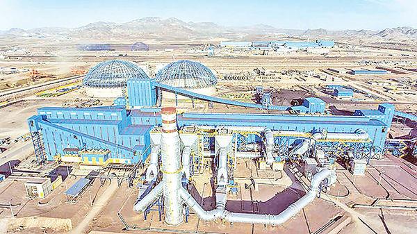 رشد 57 درصدی استخراج در مجتمع سنگآهن سنگان