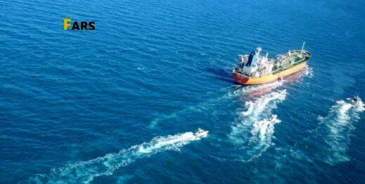 بیانیه سپاه درباره توقیف یک نفتکش در خلیج فارس