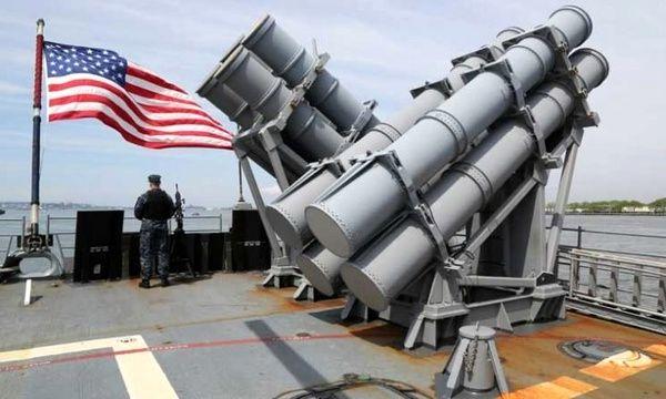موافقت آمریکا با معامله تسلیحاتی جدید با تایوان