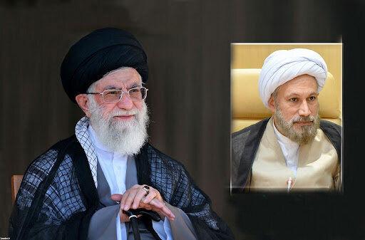 انتصاب آیتالله دژکام به تولیت آستان مقدس احمدی و محمدی(ع) با حکم رهبر انقلاب