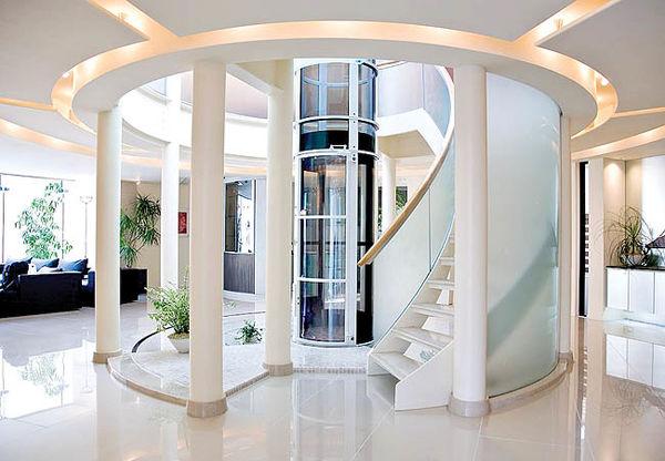 عرضه نخستین پکیج کامل آسانسور در کشور