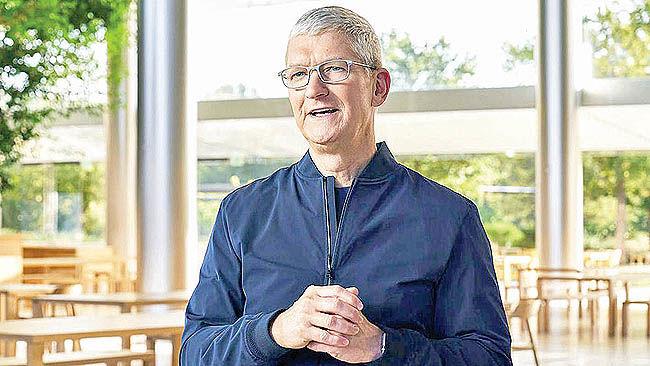 تیم کوک: میزان بدافزار در اندروید ۴۷ برابر بیشتر از iOS است