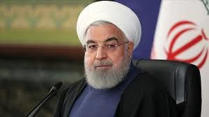 افتتاح پروژه های وزارت راه و شهرسازی توسط روحانی