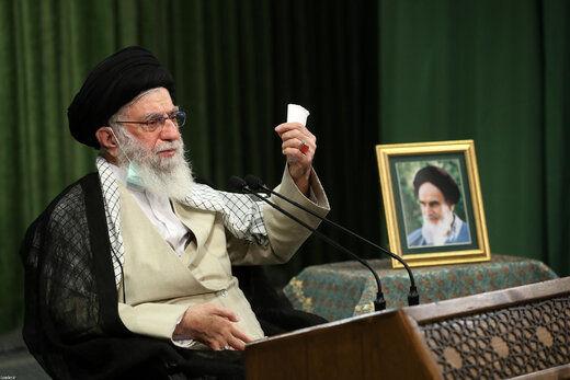 رهبر انقلاب فرمودند از چه کسانی خجالت میکشند؟