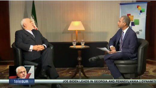 ظریف: برجام توافقی دوجانبه بین ایران و آمریکا نبود