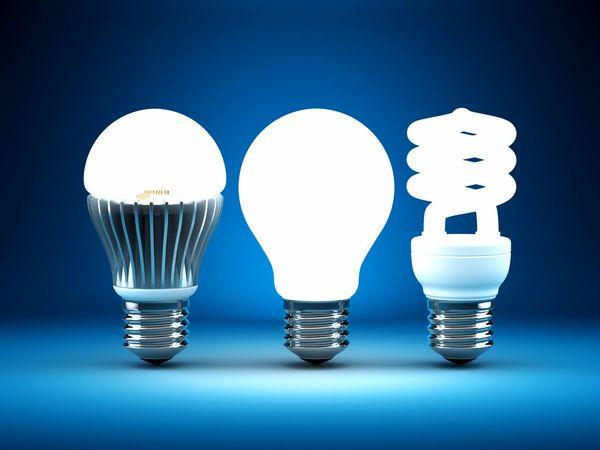 خانۀ روشن همیشه پرمصرف نیست؛ آنچه درباره لامپهای ال ای دی نمیدانید.