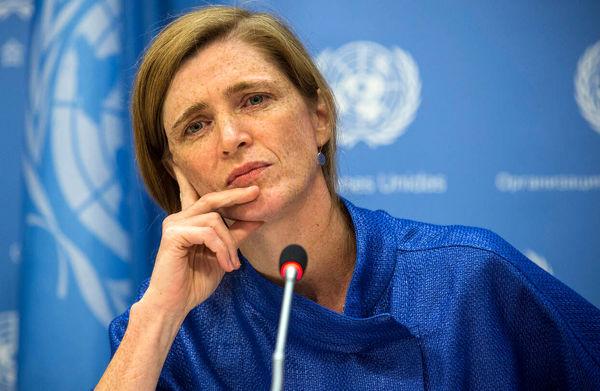 انتخاب سامانتا پاور به عنوان رئیس آژانس توسعه بینالمللی آمریکا