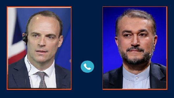 در گفتوگوی امیر عبداللهیان با وزیرخارجه انگلیس چه گذشت؟