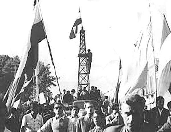 جنبشهای اجتماعی و ملی شدن صنعت نفت
