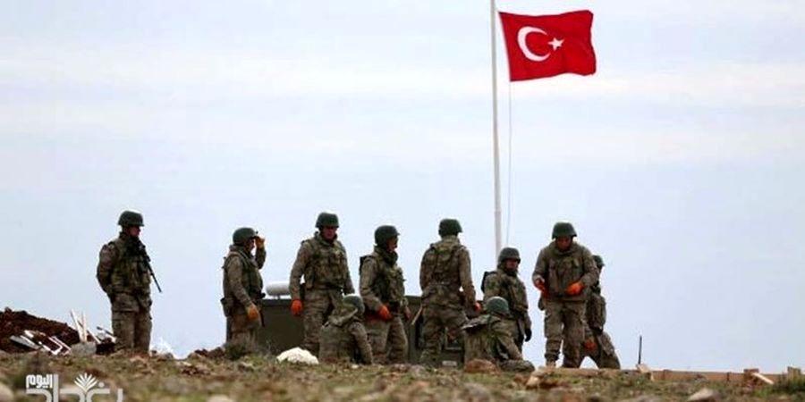 حضور ۶۰۰ نیروی ارتش ترکیه در پایگاهی در شرق موصل