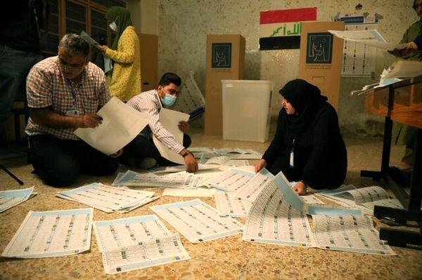 راه یافتن ۹۷ زن به پارلمان جدید عراق برای اولین بار