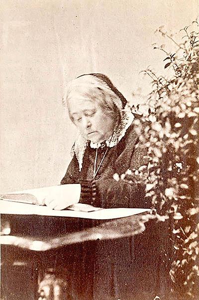 الیزابت پیبادی، موسس اولین کودکستان انگلیسیزبان