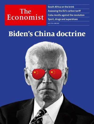 Economist 17July2021, Biden's new China doctrine اکونومیست