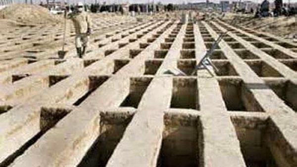 قیمت نجومی یک متر و نیم قبر در تهران
