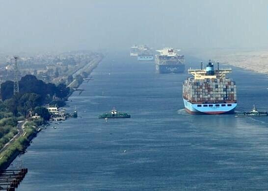 مشکل جدید در گذر کشتیها از کانال سوئز