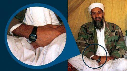 ساعت مچی محبوب تروریستها را بشناسید
