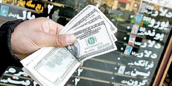 رمز خروج دلار از نزول