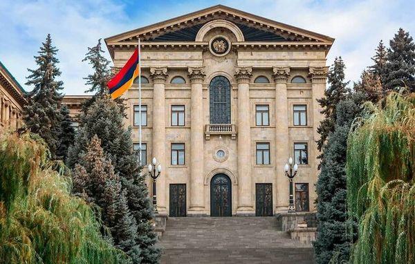 رای منفی پارلمان ارمنستان به نخست وزیری پاشینیان