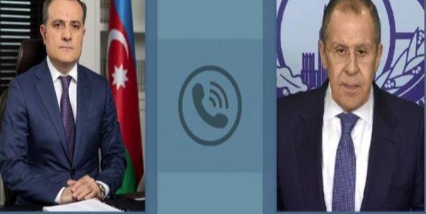 گفتگوی لاوروف با همتایان آذربایجانی و ارمنستانی