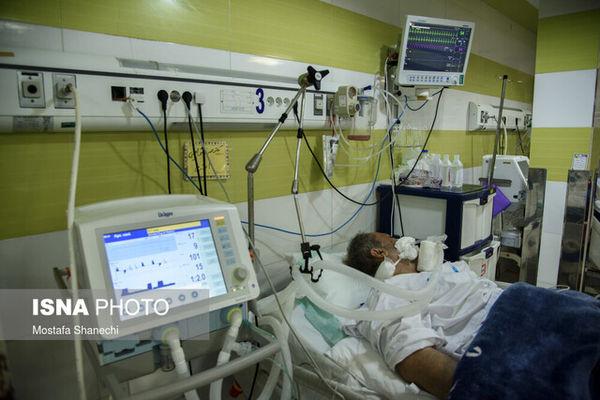 اوجگیری دوباره فوتیهای کرونا در کشور/ شناسایی ۲۷ هزار و ۴۴۴ بیمار جدید