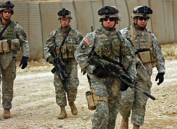احداث پایگاه نظامی جدید آمریکا در الحسکه سوریه