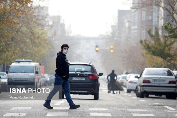 وضعیت هوای تهران برای گروههای حساس چطور است؟