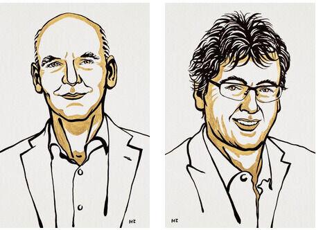برندگان جایزه نوبل شیمی ۲۰۲۱
