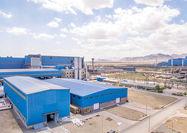 افزایش صادرات فولاد به رغم کمبود انرژی