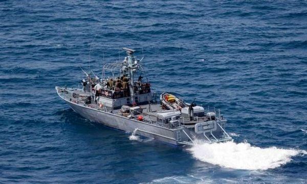 نقض حریم آبی لبنان توسط قایق جنگی رژیم صهیونیستی