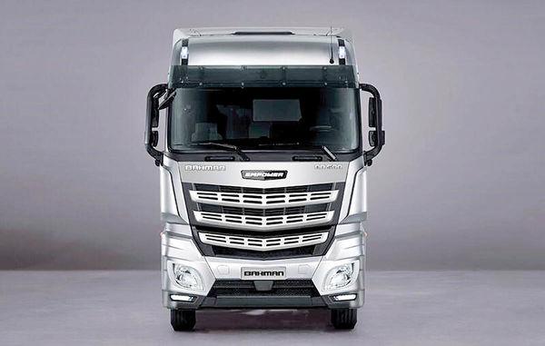 کامیون پرقدرت با نشان تجاری «امپاور»