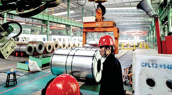 معادلات جدید درتجارت فولاد