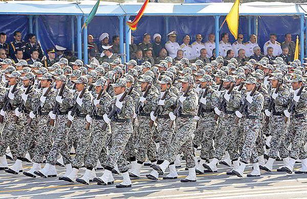 دژ محکم ایران در برابر داعش