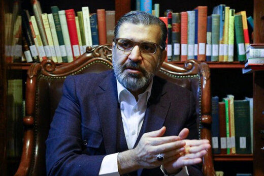 صادق خرازی:می گفتند از طرف بیت رهبری ماموریت دارم /ظریف گفت مستقل کاندیدا می شود