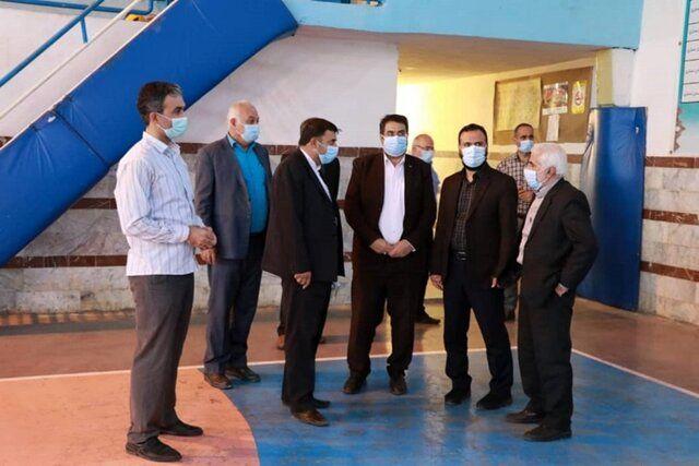 بازدید رئیس حفاظت و اطلاعات سازمان زندانهای کشور از زندانهای مازندران