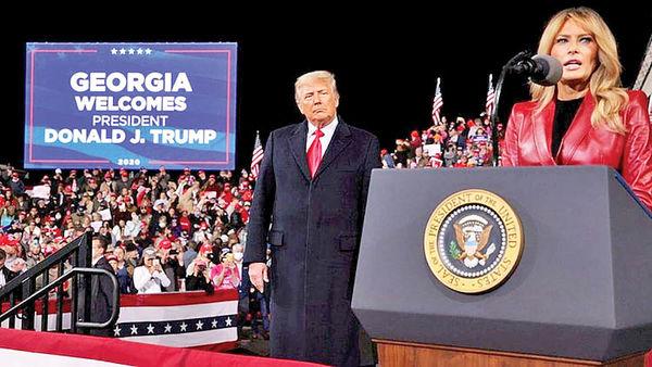 جمهوریخواهان سنا علیه ترامپ