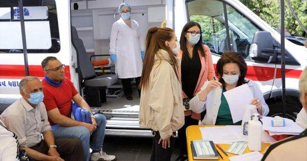 شرط ارمنستان برای تزریق واکسن کرونا به ایرانیها