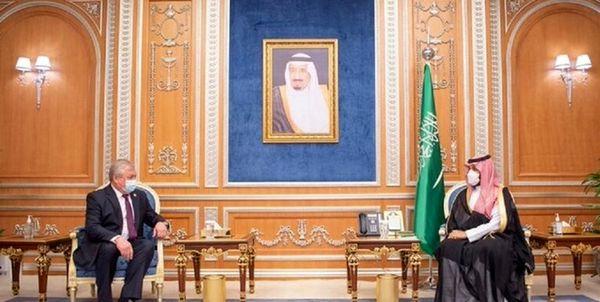 دیدار ولیعهد سعودی با فرستاده ویژه پوتین