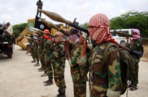 کشته شدن ۸ عضو ارشد الشباب سومالی در حمله آمریکا