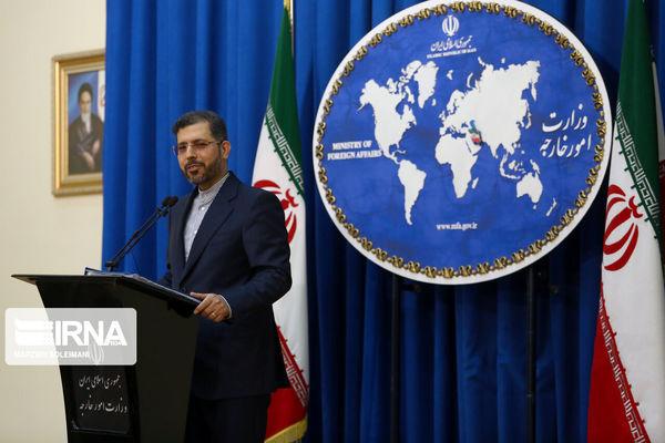 دعوت ظریف از وزیر امورخارجه چین برای سفر به ایران