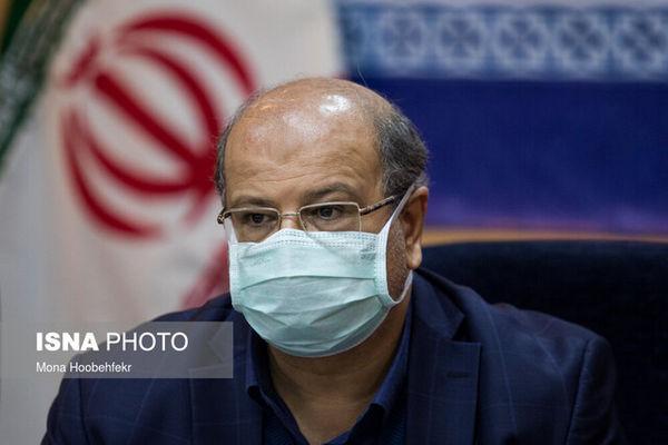 حرکت زیانبار بهداشتی ناشی از متوفیان کرونا بر تهران تحمیل نشد